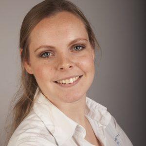 Melanie Windmulder van Podotherapie Eemland
