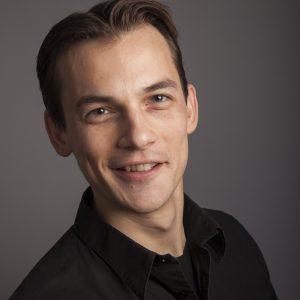 Richard Kouwe van Podotherapie Eemland