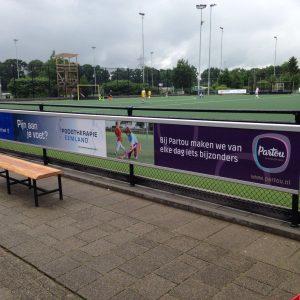 Podotherapie Eemland sponsor van De Amersfoortse Mixed Hockeyclub