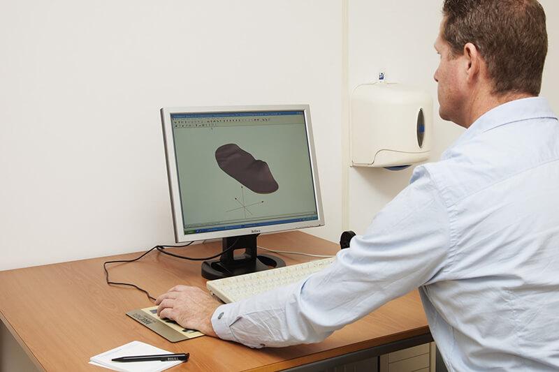 Computer analyse | Podotherapie Amersfoort, Soest en Bunschoten - Podotherapie Eemland