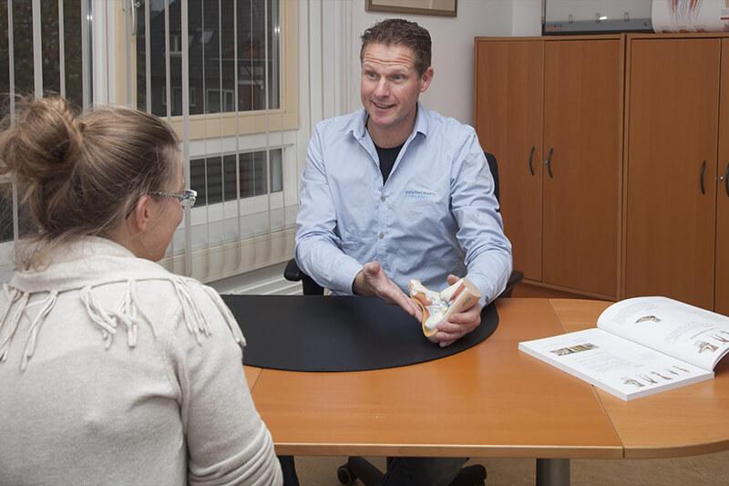 Uitleg | Podotherapie Amersfoort, Soest en Bunschoten - Podotherapie Eemland
