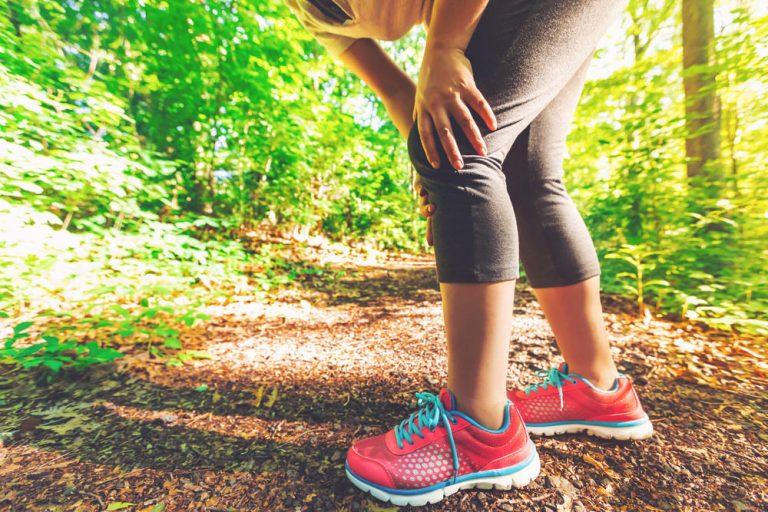 Last van een hardlopersknie of runnersknee
